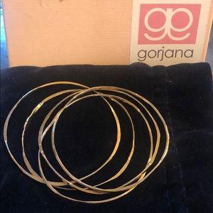 Gorjana Gold Bangles